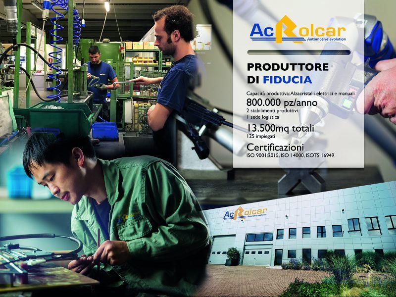 Ac Rolcar: produttore di fiducia